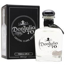 Don Julio 750ml Anejo 70th Anniversary Tequila