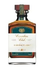 Canadian Club 750ml Chronicles 41 Year ISSUE NO 1