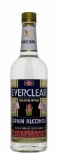 Everclear 750ml Grain Alcohol 151 Proof