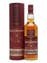 Glendronach 750ml 12 Years Single Malt Scotch Whiskey