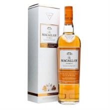 Macallan 750ml Amber Smooth Single Malt Scotch Whisky