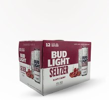 Bud Light 12Pk Black Cherry