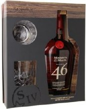 Maker's 46 750ML Kentucky Straight Bourbon Whisky Handmade