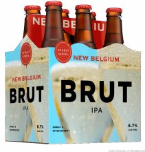 New Belguim Brut IPA 6 Pack