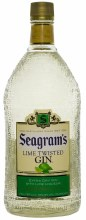 Seagram's 1.75L Lime Twisted Gin