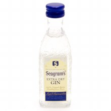 Seagram's 50ml Extra Dry Gin