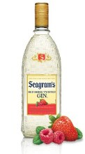 Seagram's 750ml Red Berry Twisted Gin
