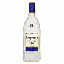 Seagram's 750ml Extra Dry Gin