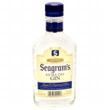 Seagram's 200ml Extra Dry Gin
