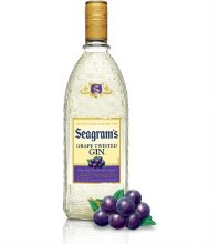 Seagram's 750ml Grape Twisted Gin