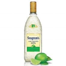 Seagram's 750ml Lime Twisted Gin