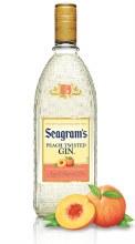 Seagram's 750ml Peach Twisted Gin