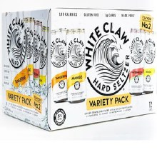 White Claw 12 Pack Variety