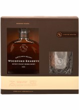 Woodford Reserve 750ml Gift Set