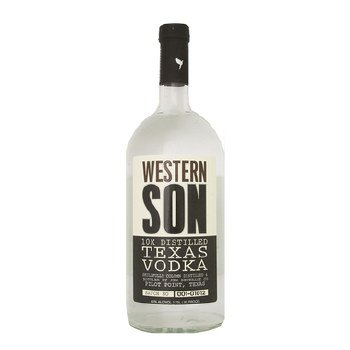 Western Son 1.75L Texas Vodka
