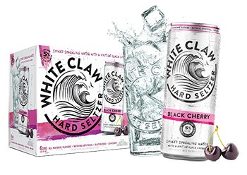 White Claw 12pk Black Cherry