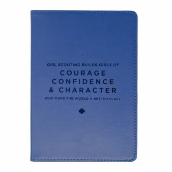 ROYAL BLUE 3 C'S JOURNAL