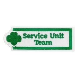 SERVICE UNIT TEAM PATCH