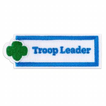 TROOP LEADER PATCH