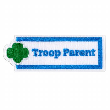 TROOP PARENT PATCH