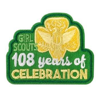 108 YEARS OF CELEBRATING GIRL