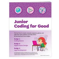 Junior Coding For Good Badge R