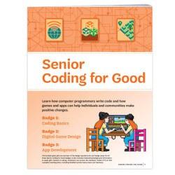 Senior Coding For Good Badge R