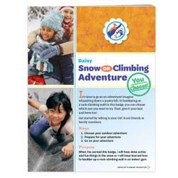 Daisy Snow or Climbing Adventu