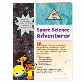 Brownie Space Science Adventur