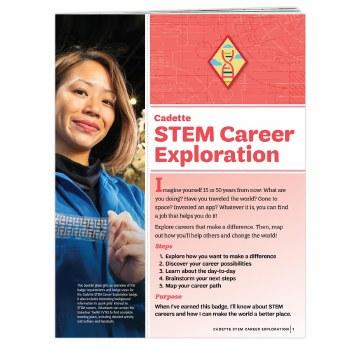 Cadette STEM Career Exploratio