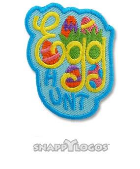 Egg Hunt Fun Patch