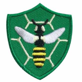Bee Troop Crest