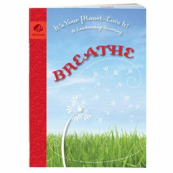 Cadette Breathe Journey Book