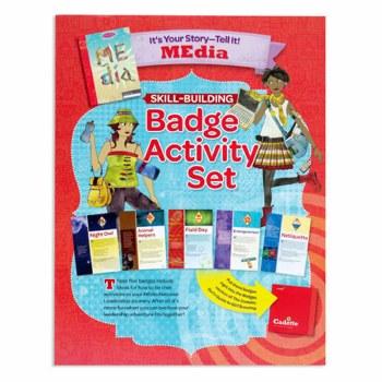 Cadette It's Your Story Badge Activity Set