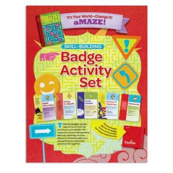 Cadette It's Your World Badge Activity Set