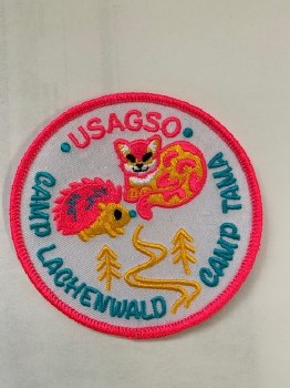 Council Camp Patch