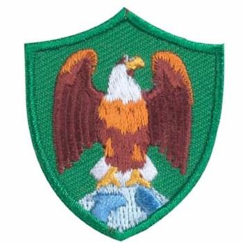 Eagle Troop Crest