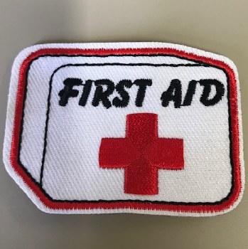 First Aid fun patch
