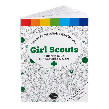 Get to Know Juliette Gordon Low Coloring and Activity Book