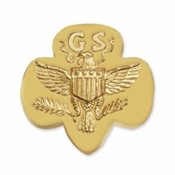 Girl Scout Traditional Membership Pin