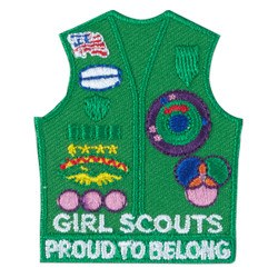 JUNIOR UNIFORM PATCH