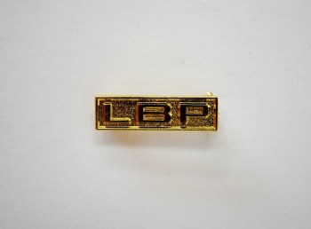 Lady Baden Powell (LBP) Pin