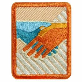 Senior Business Etiquette Badge