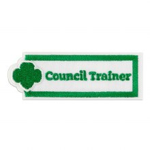 COUNCIL TRAINER PATCH