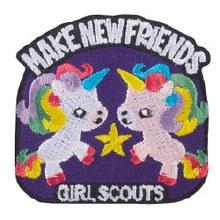 MAKE NEW FRIENDS UNICORNS