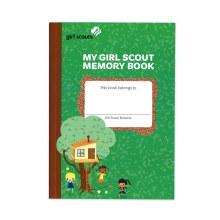 BROWNIE MEMORY BOOK