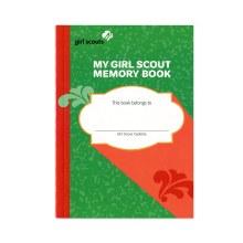 CADETTE MEMORY BOOK