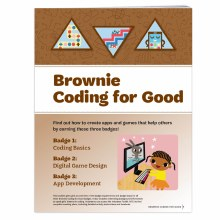Brownie Coding for Good Badge