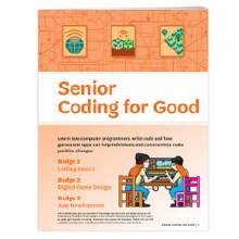 Senior Coding For Good Badge R