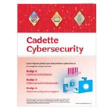 Cadette Cybersecurity Badge Re